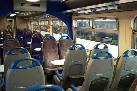 156 Tickford Rail Demonstrator
